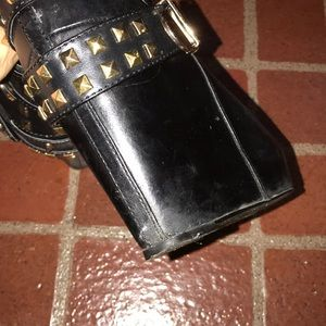 BCBGeneration Shoes - BCBGeneration Aspen leather platform booties